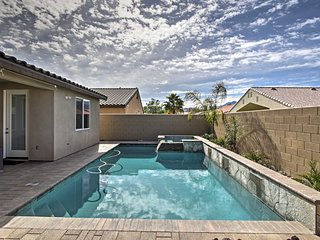 NEW! 4BR Cathedral City House w/ Pool & Spa!