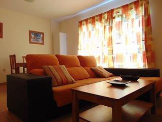 Apartamento para 4 personas con Piscina y Solarium