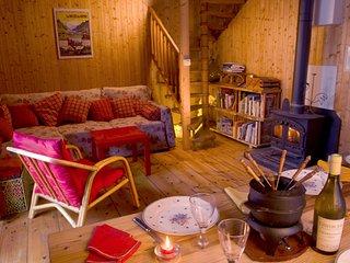 Chalet classé 3 étoiles à l'Office de Tourisme, Sixt-Fer-a-Cheval
