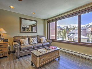 Breck Condo on Peak 9-Walk to DT, HIking & Skiing!