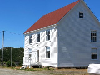 The Old Salt Box Co. Evelyn's Place, Twillingate
