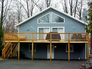 Beautiful Family-Friendly House Near Camelback, Kalahari, Casino, Pocono Mt.