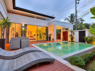 Baan Isawan 2 bedrooms luxury pool villa