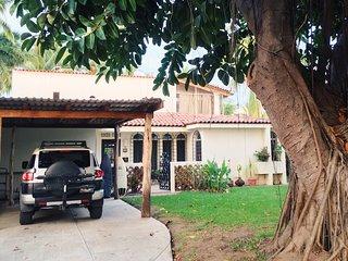 Sunny Beach House sleeps up to 9