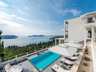 Luxury Villa Dubrovnik Dream with pool close to Dubrovnik – Dubrovnik - Orasac*