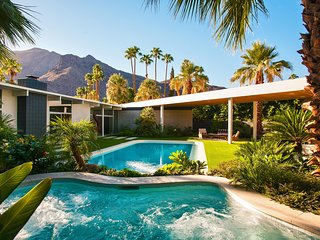 Modern Oasis, Sleeps 6, Palm Springs