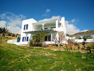 Andros, sunny, traditional villa