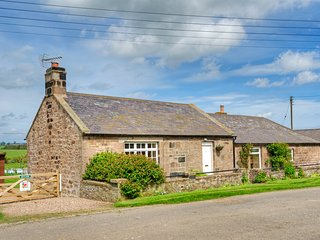 Skylark Cottage, pet friendly cottage in Northumberland