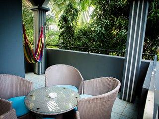 Appartement 2 chambres - 2ème étage #F, Grand Baie