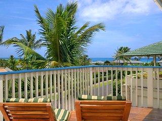 Suntan and enjoy ocean views