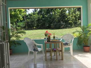 Garden Apartment-Walk to the Beach & Top Golf Course - North Coast of Jamaica