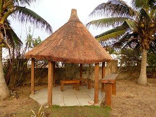 Villa entiere 2 chambres, a bord de mer a Grand Popo au Benin