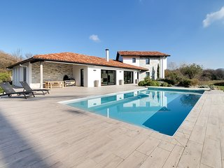 Top-Quality Villa on the Basque Coast