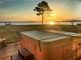 Gorgeous waterfront views in Currituck NC OBX