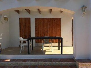 Villa a 2 minutos de la playa con jardín privado y piscina