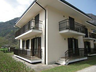 Appartamento Monica in posizione comoda ai servizi a Pieve di Ledro