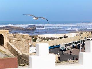 Maison avec terrasse dans la Médina avec vue sur l'océan
