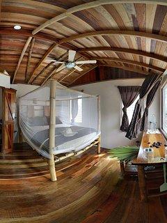 Belizean hardwoods and Bamboo