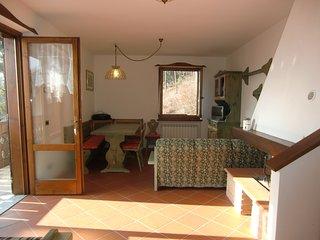 Appartamento Stella con balcone con meraviglioso panorama sul lago di Ledro