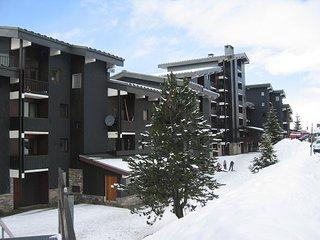 Appartement ski au pied, Les Menuires