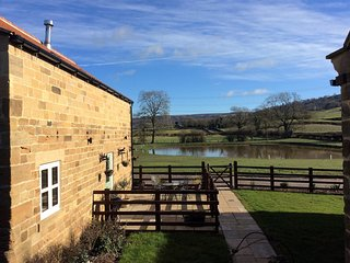 The Mistal, Old Low Moor Farm, Knayton Nr Thirsk.