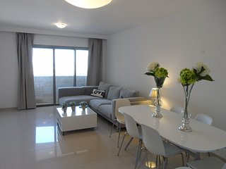Beautiful APT in City Center, Brand New Complex, Balcony Old City View