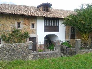 Casona Palacio en Asturias, en plena naturaleza, a 14 kms. de Oviedo