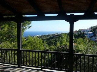 Sea view Villa Stella: enjoy the sea & visit Athens, Nea Makri