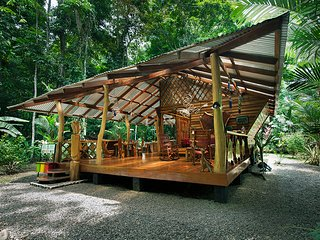 The Dream Deluxe House of Congo Bongo EcoVillage Costa Rica