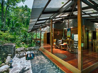 The Dream Caribbean House of Congo Bongo EcoVillage Costa Rica