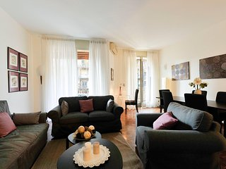 Elegant 3bdr 120mq in the heart of Milan!