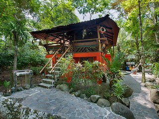 The River Dream House of Congo Bongo Ecolodges Costa Rica.
