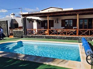 Villa La Cancela -Tías-Macher- Pto.del Carmen