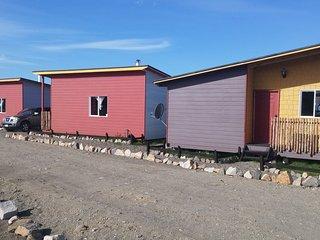 Cabanas ubicadas en la isla magica de Chiloe - Castro a pasos de la ciudad