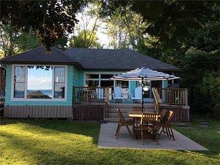 Lake Simcoe Lake House, Oro Station