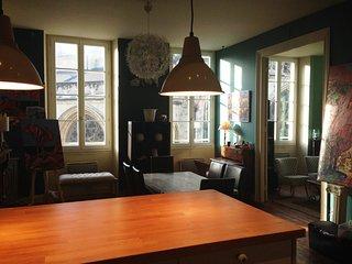 Bordeaux centre : superbe appartement à louer 73m2 3 pieces