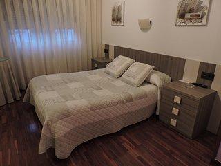 Habitación tranquila con baño privado