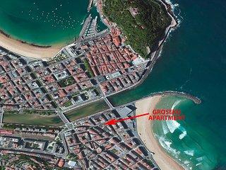 Groseko La Zurriola - Iberorent Apartments, San Sebastián - Donostia