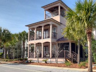 Sweet Tea - Family Beach Home - Lagoon Pool - Prime Seacrest Location