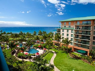 Hawaii Life Presents The Reserve Collection of Konea 2BR/2BA True Ocean View