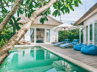 Beautiful one bedroom Villa at Sandy Bay