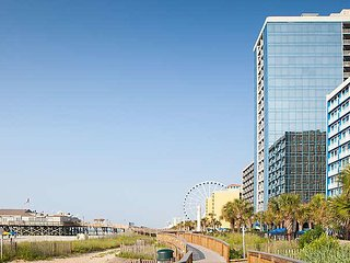 Myrtle Beach Oceanfront resort