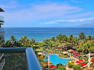 Maui Resort Rentals: Honua Kai Hokulani 615 - 6th Floor Ocean View 2BR w