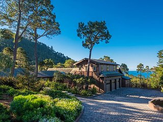 3707 Pacific's Edge Sanctuary  - 16 Acre Estate! Stunning Ocean Views!, Carmel