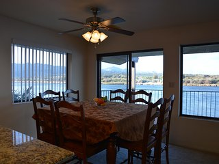 BHC Riverfront Rental - Private Dock - 2 Separate Levels/Bullhead City-Laughlin