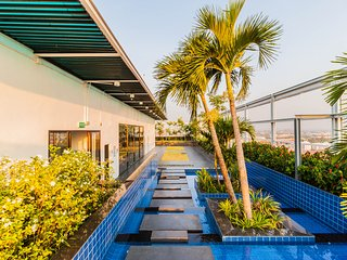 2 Bedroom Boutique Apartment Treetops Pattaya Beach Resort