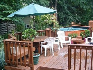 4 BR, Hottub, Walk to the beach See discount below, Dewey Beach