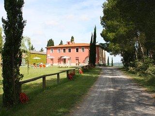 Villa Marilla, Peccioli