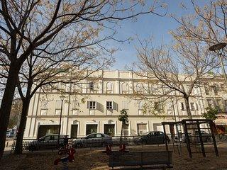 Duplex casco histórico en Sevilla