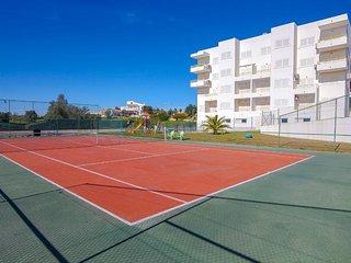 Wohnung  Albufeira,Terrasse, Pool, Tennis, AC.